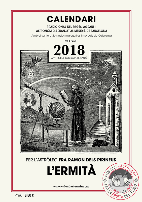 w Calendari 2018
